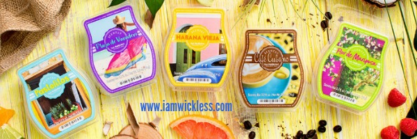¡La Habana! Collection Scentsy Bars Online