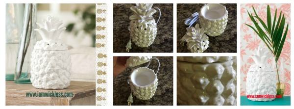 Southern Hospitality Scentsy Pineapple Warmer