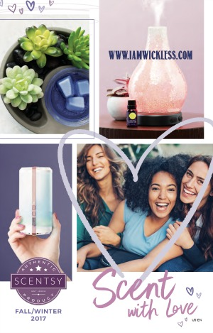 Scentsy Fall Winter 2017 Catalog Online