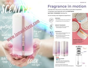 Scentsy Go Portable Fragrance