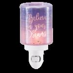 Believe In Your Dreams Mini Scentsy Warmer