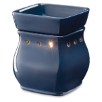 Classic Curve Navy Scentsy Warmer