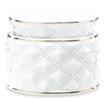 Diamond Milkglass Scentsy Warmer