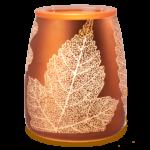 Gold Leaf Scentsy Warmer