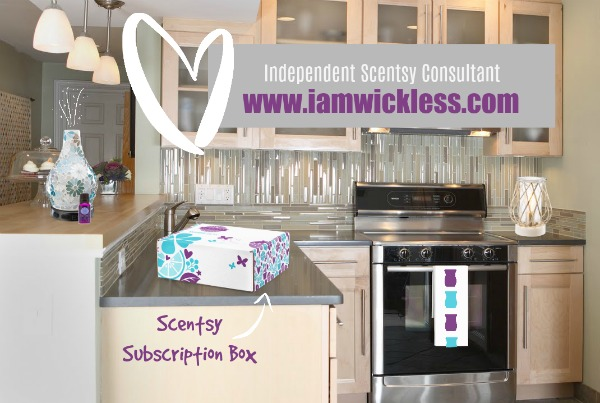 Scentsy Subscription Box