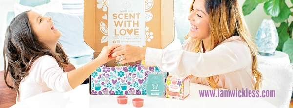 Scentsy Subscription Whiff Box